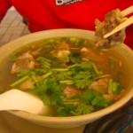 ASAHI GLILLのオックステールスープ