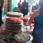カイルアのファーマーズマーケット